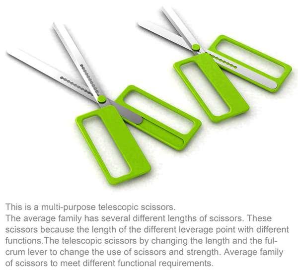 Transformer Scissors