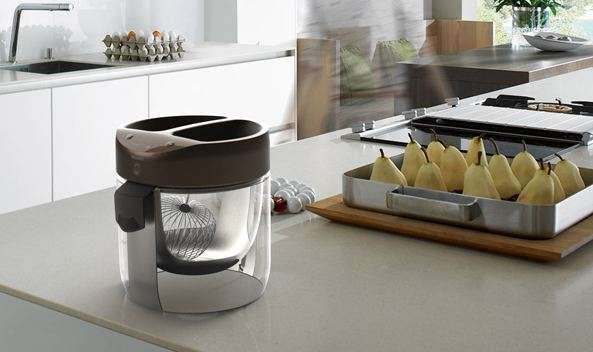 Sleek Ultra-Functional Mixers