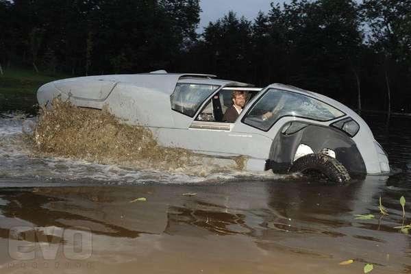 Amphibious Automobiles
