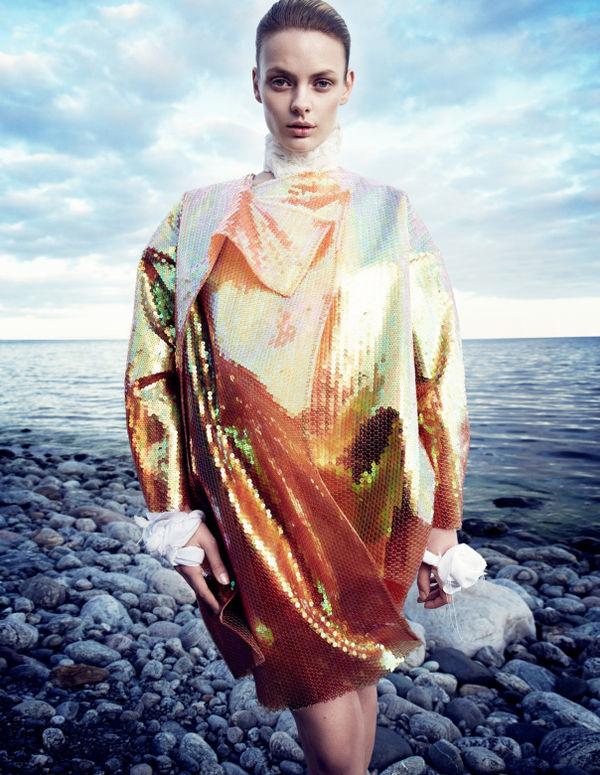 Futuristic Enclave Fashions