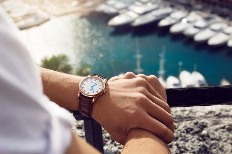 French Riviera-Inspired Watches