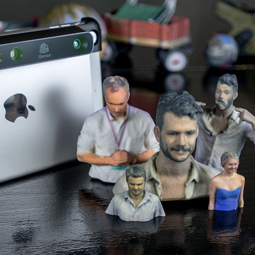 Smartphone-Based 3D Scanners