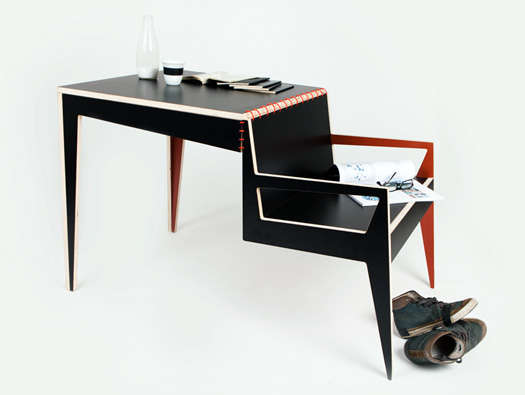 SCAR FURNITURE BY LUCA MACRi