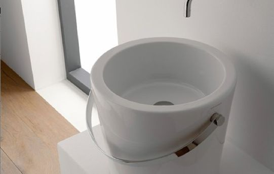 Water Pail Washbasins