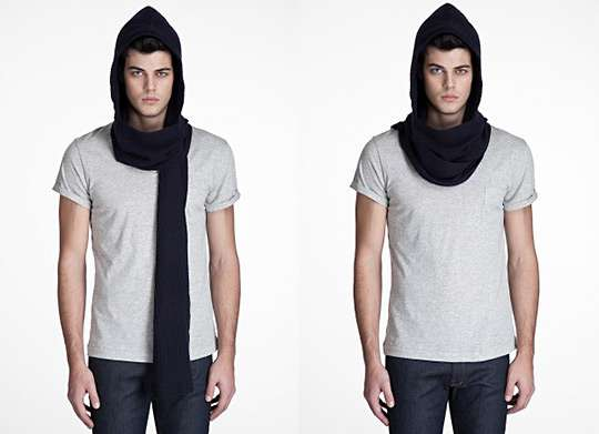 Super Scarf Hoodies
