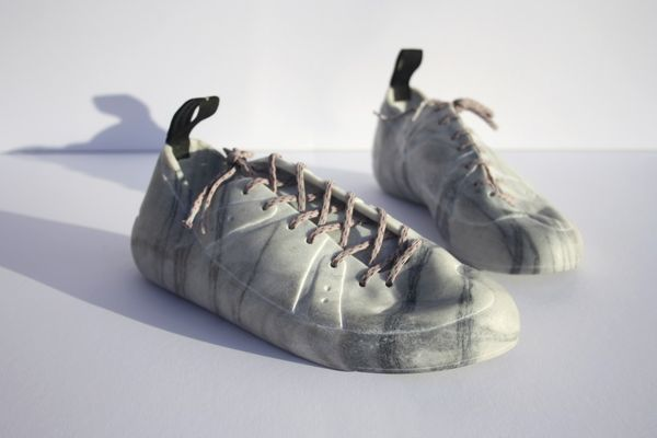 Solid Stone Sneakers