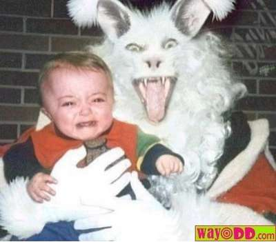 Photo Collections of Frightened Children
