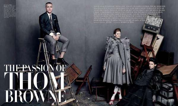 Scene 'The Passion of Thom Browne'