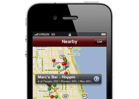 Smartphone Venue Scoping