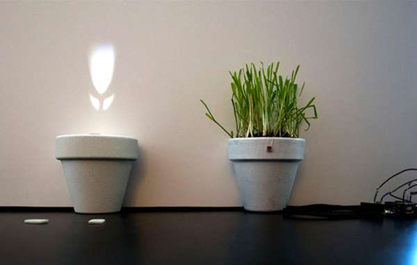 Fake Photosynthesis Lights