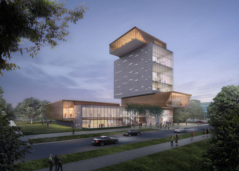Towered Scholarly Hubs