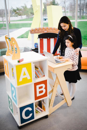 Scholarly Standing Desks