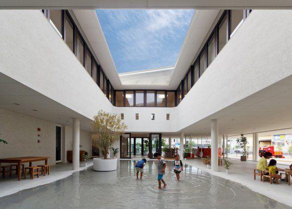 Elemental School Courtyards