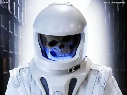 Spooky Sci-Fi Spaceships