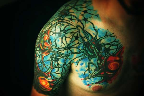 Geeky Body Art Collections