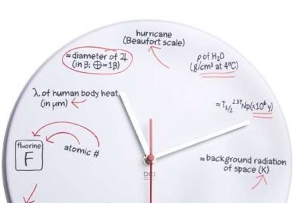 Math Geek Timepieces