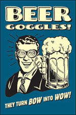 Scientists Discover Beer Goggle Formula