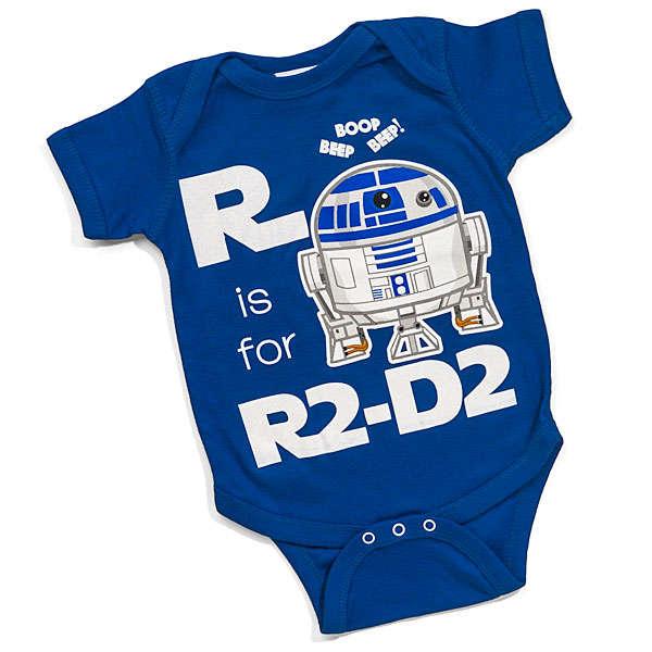 Sci-Fi Baby Onesies