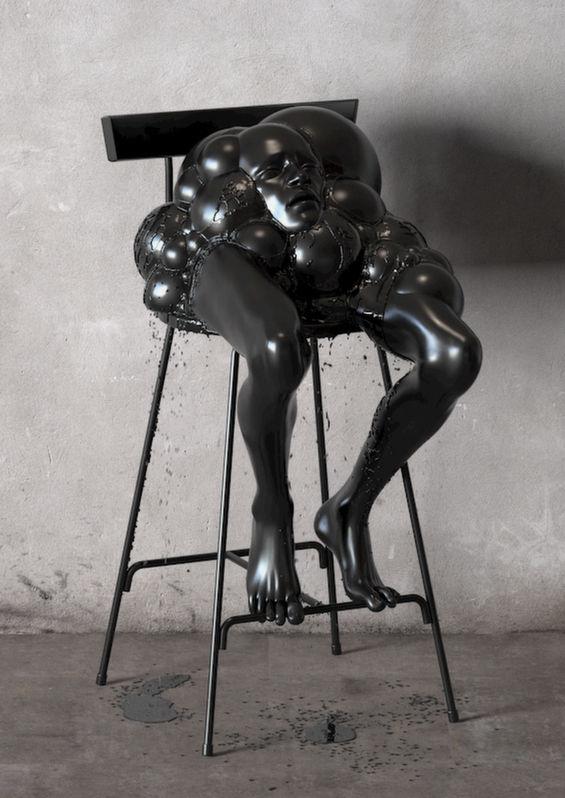 Surreal Sci-Fi Sculptures