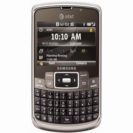 Scintillating Smartphones