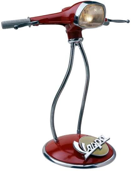 Vespa Lamps