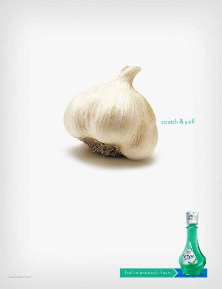 Scratch-and-Sniff Campaigns