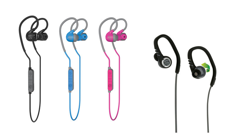 Fitness-Focused Earbud Collections