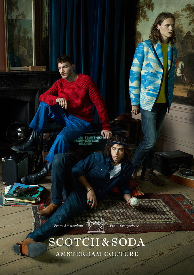 Playfully Sophisticated Editorials