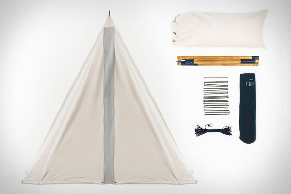 Back-to-Basics Camping Shelters