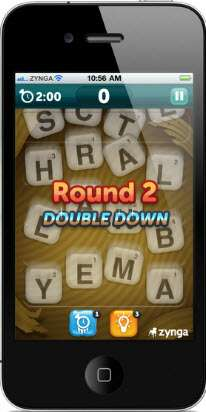 Minimalist Word Game Apps