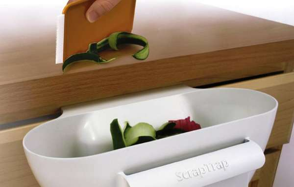 Clip-On Kitchen Receptacles