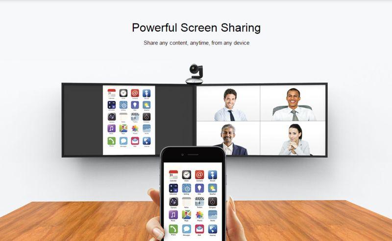 Screen Sharing Video Platforms