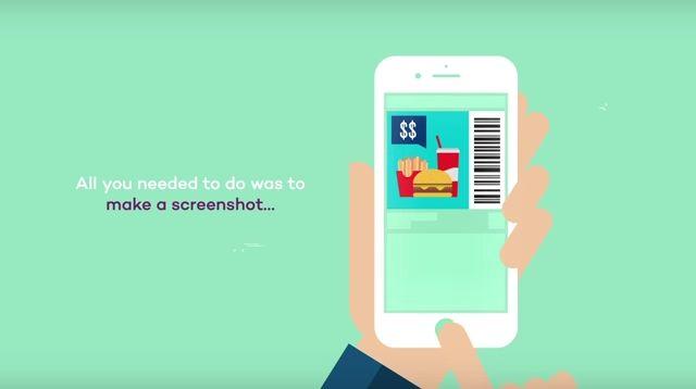 Screenshot Coupon Ads