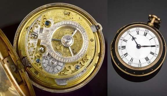 Antique Literary Timepieces