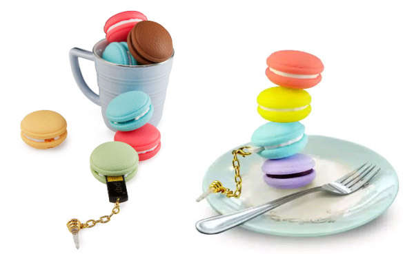 Scrumptious Cake-Shaped USBs