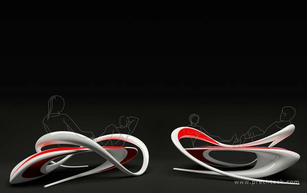 Sculptural Benches