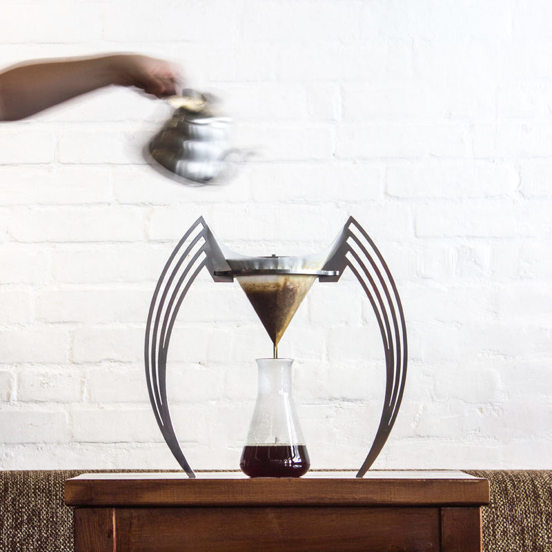 Sculptural Coffee Brewers