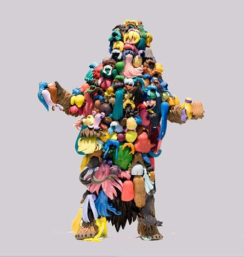 Pop Culture Sculptures
