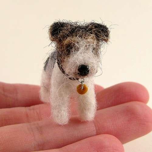 3D Felt Pets