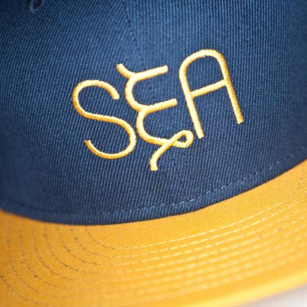 Community Supporting Snapbacks Sea Brand