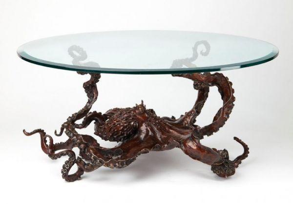 Sea Creature Tables