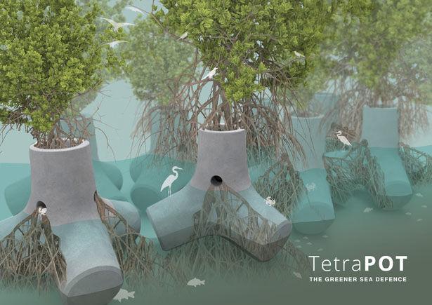 Sea Tree Planters