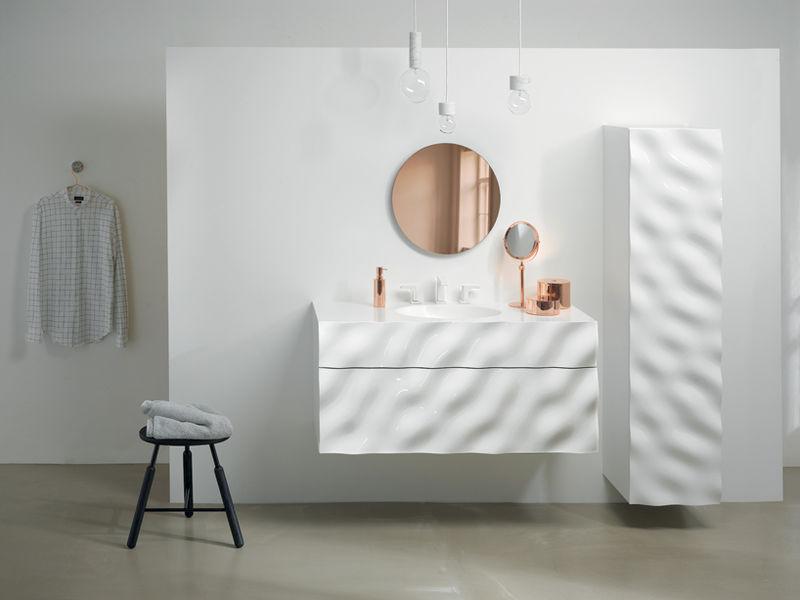 Sea-Inspired Bathrooms