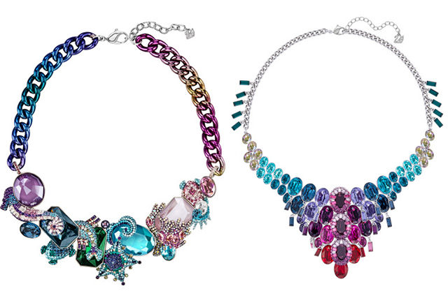 Opulent Crystal Collections