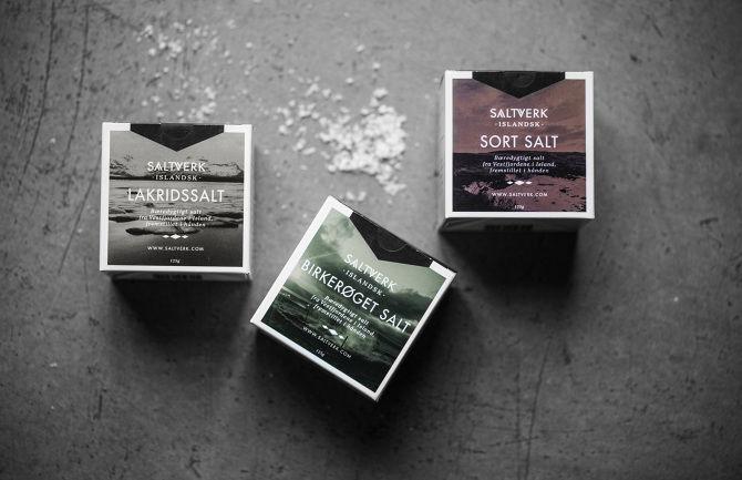 Seasoning Salts Packaging