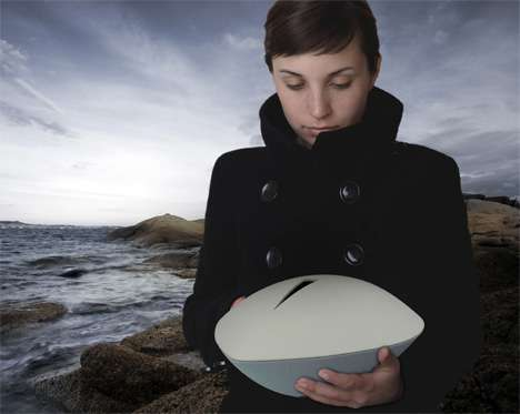 Stylish Sea Burial