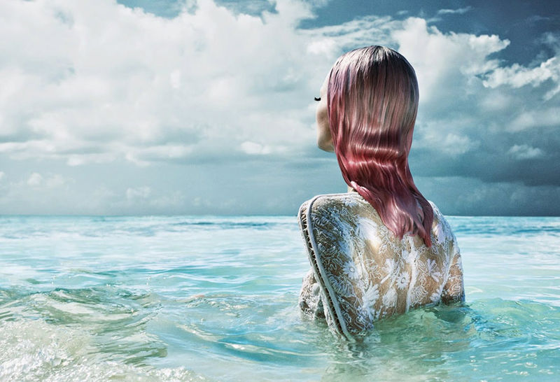 Effervescent Mermaid Editorials