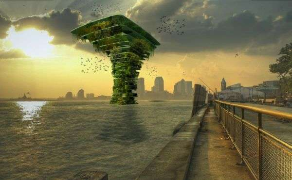 Floating Forest Architecture