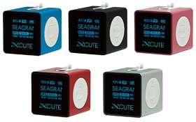 "Seagrand ""X-Cute"" Cube MP3 player"