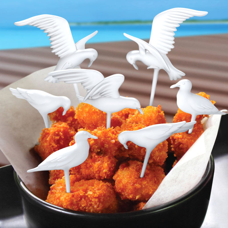 Seagull Party Skewers